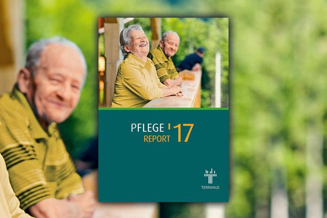 TERRANUS Wissenswert Pflege-Report 2017