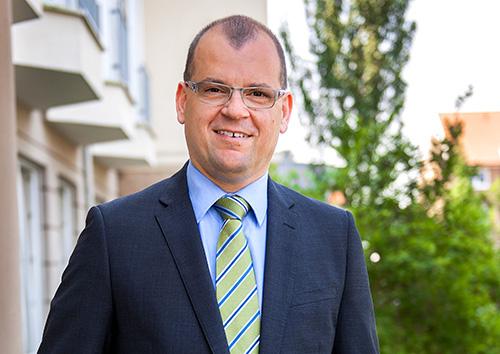 Portrait von Markus Bienentreu, Geschäftsführer der TERRANUS GmbH.