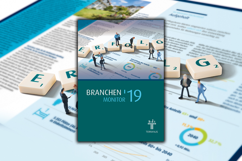 TERRANUS Wissenswert Branchen-Monitor 2019