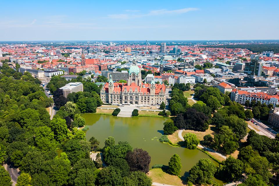 TERRANUS Wissenswert Bedarfskompass Hannover