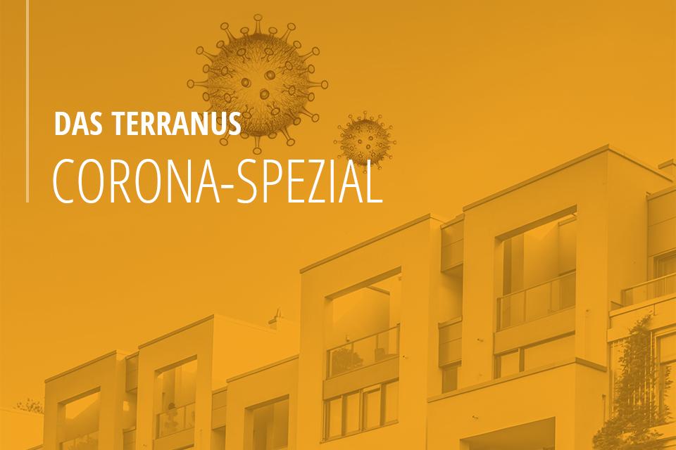TERRANUS Wissenswert: Corona-Spezial Mietzahlungen für Pflegeheime